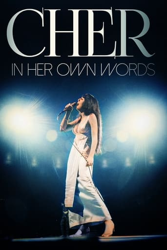 Poster of Cher: In Her Own Words