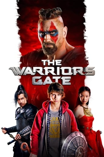 Poster of The Warriors Gate