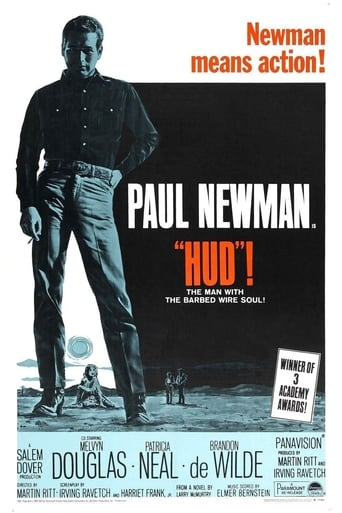 Poster of Hud