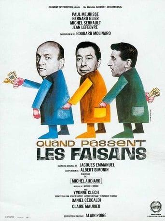 Poster of Quand passent les faisans
