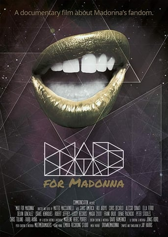 Poster of Mad for Madonna