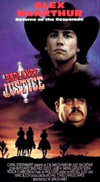 Poster of Desperado: Badlands Justice