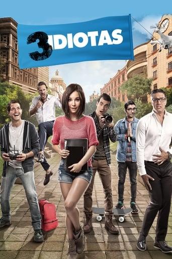 Poster of 3 Idiotas