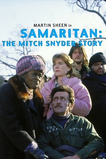 Poster of Samaritan: The Mitch Snyder Story