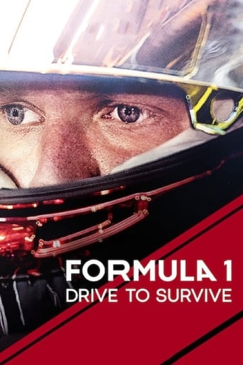 Poster of Formula 1: Drive to Survive