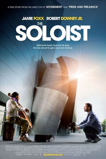 Poster of The Soloist