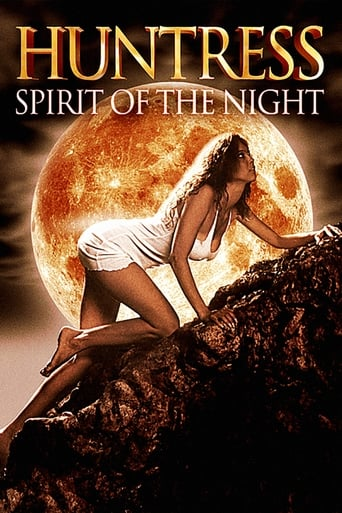 Poster of Huntress: Spirit of the Night