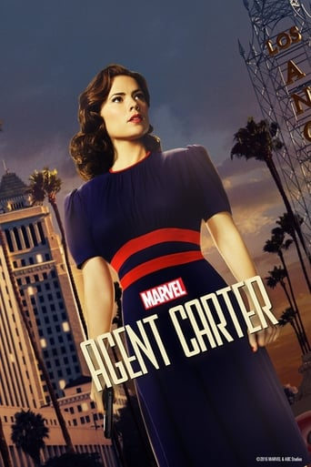 Poster of Marvel's Agent Carter