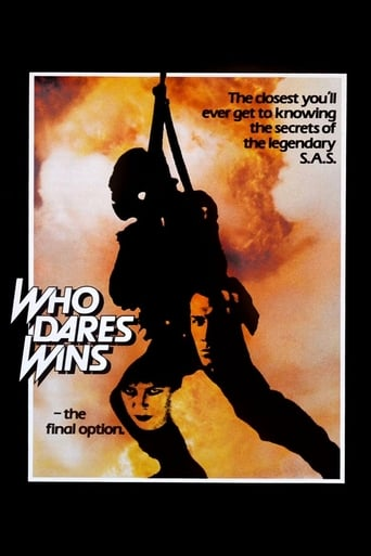 Poster of Who Dares Wins
