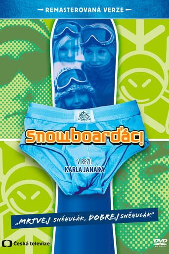 Poster of Snowboarďáci