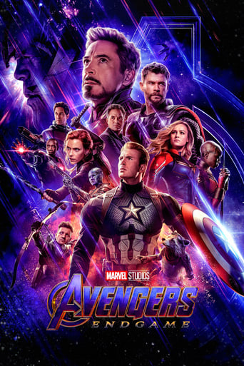 Poster of Avengers: Endgame