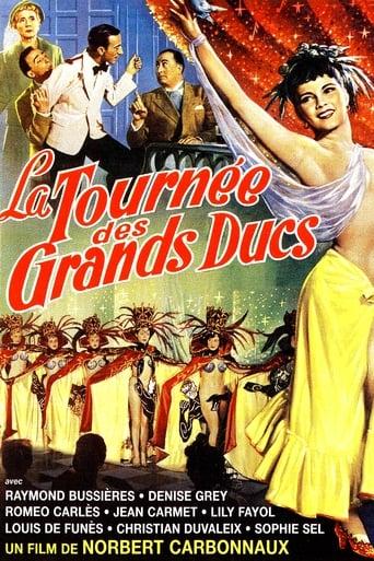 Poster of La tournée des grands ducs