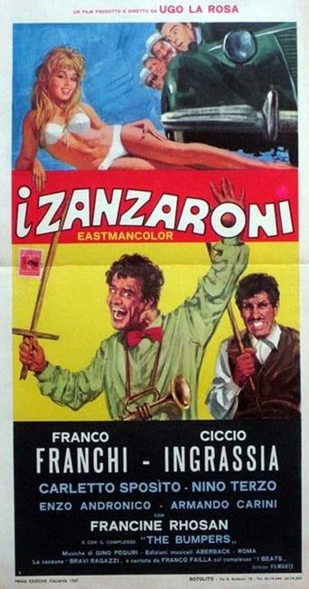 Poster of I Zanzaroni