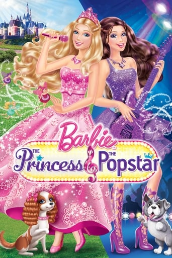 Poster of Barbie: The Princess & The Popstar
