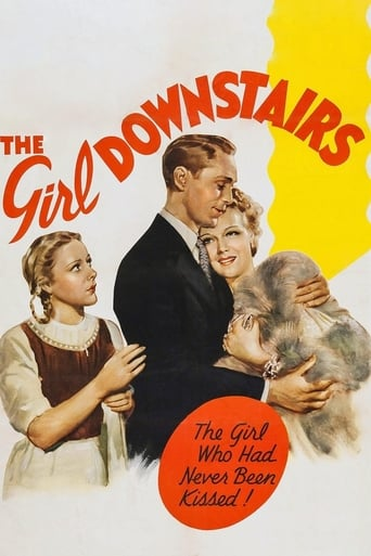 Poster of The Girl Downstairs
