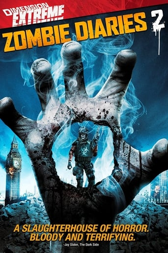 Poster of The Zombie Diaries 2