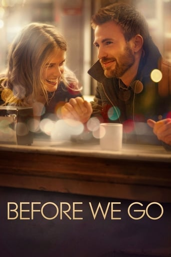 Poster of Before We Go