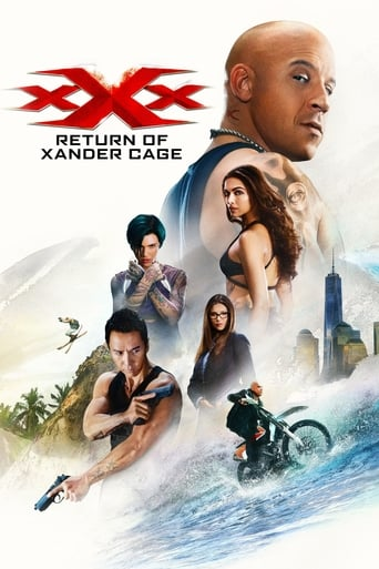 Poster of xXx: Return of Xander Cage