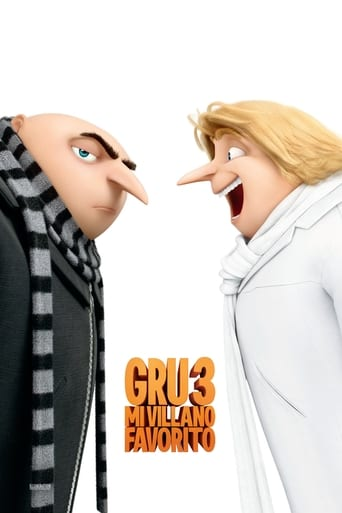 Poster of Gru 3. Mi villano favorito