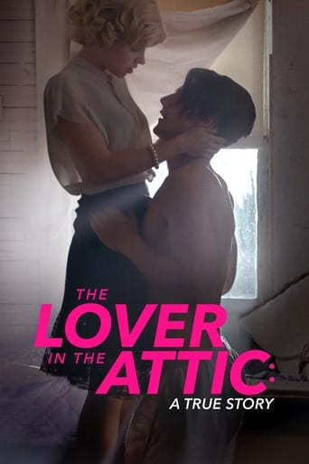 Poster of The Lover in the Attic: A True Story