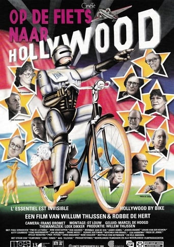 Poster of Hollywood by Bike