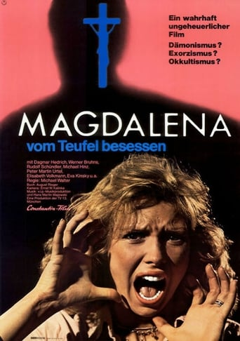 Poster of Magdalena, Possessed by the Devil