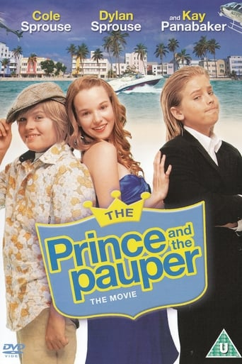 Poster of A Modern Twain Story: The Prince and the Pauper