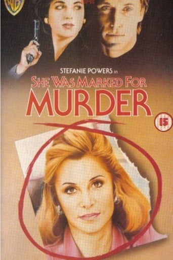 Poster of She Was Marked for Murder