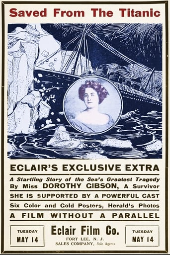 Poster of Saved from the Titanic