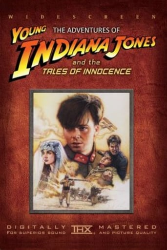 Poster of The Adventures of Young Indiana Jones: Tales of Innocence
