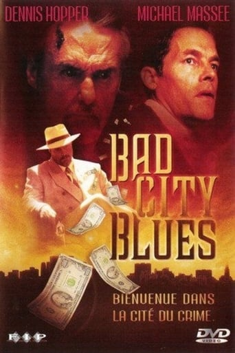 Poster of Bad City Blues
