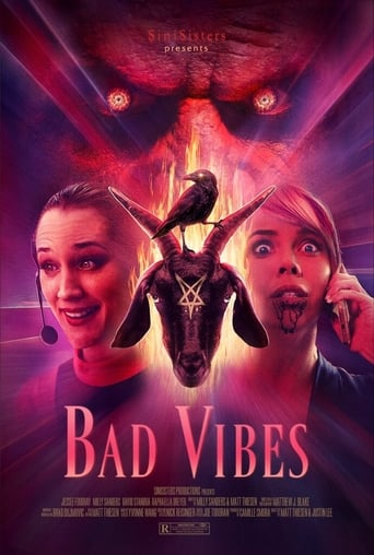 Poster of Bad Vibes