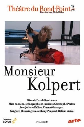 Poster of Monsieur Kolpert (théâtre)