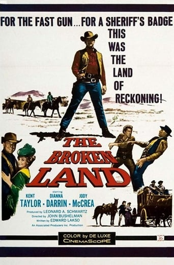 Poster of The Broken Land