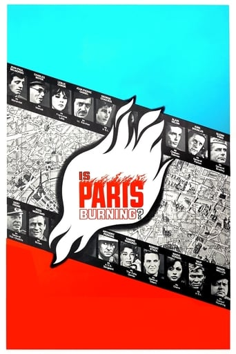 Poster of Is Paris Burning?