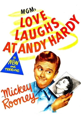 Poster of Love Laughs at Andy Hardy