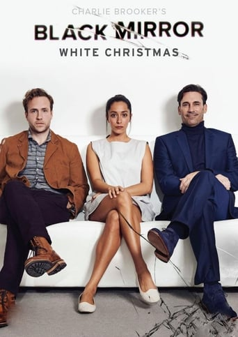Poster of Black Mirror: White Christmas