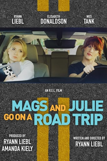 Poster of Mags and Julie Go on a Road Trip