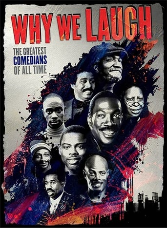 Poster of Why We Laugh: Black Comedians on Black Comedy