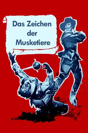 Poster of The Secret Mark of D'Artagnan