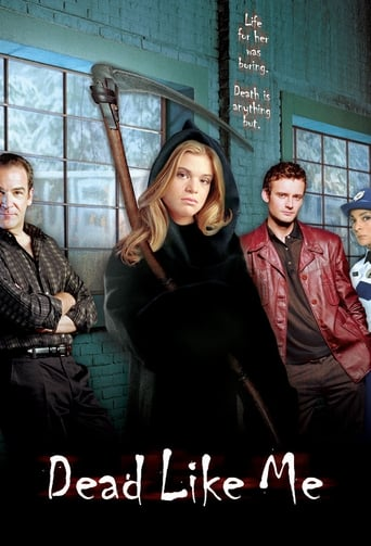 Poster of Dead Like Me
