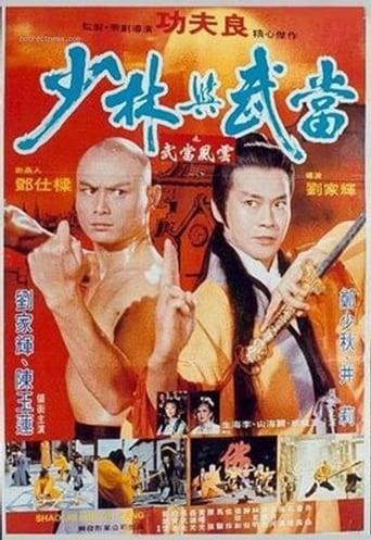 Poster of Shaolin & Wu Tang