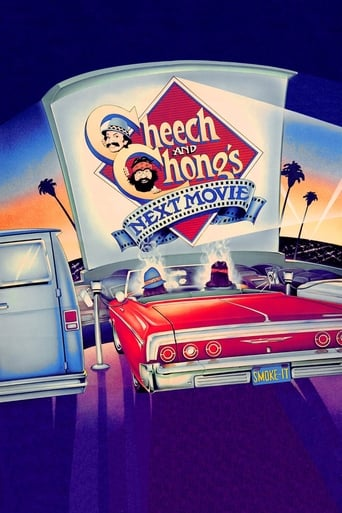 Poster of Cheech & Chong's Next Movie