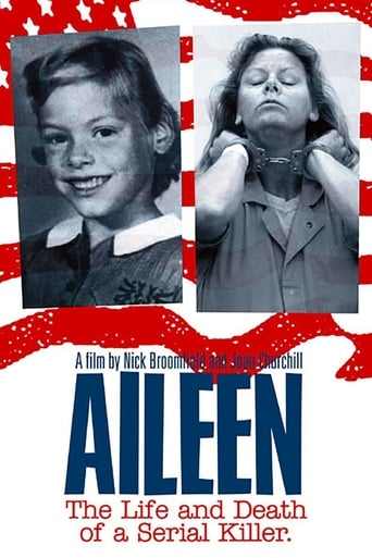 Poster of Aileen: Life and Death of a Serial Killer