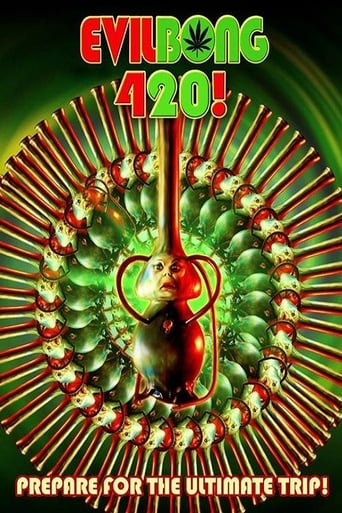 Poster of Evil Bong 420