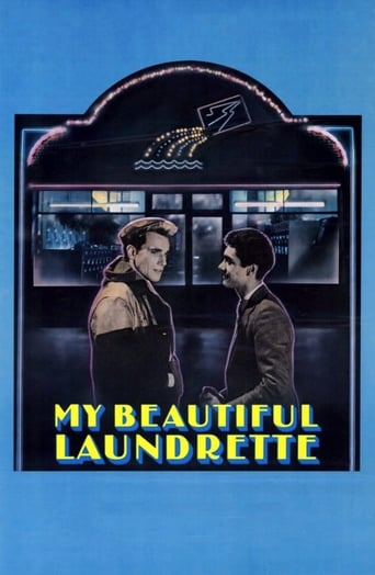 Poster of My Beautiful Laundrette