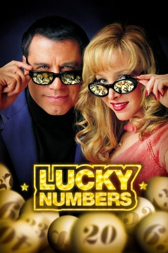 Poster of Lucky Numbers