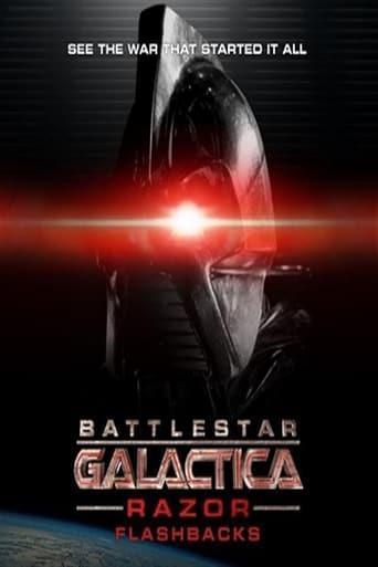 Battlestar Galactica: Razor Flashbacks poster