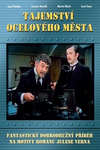 Poster of Tajemství Ocelového města