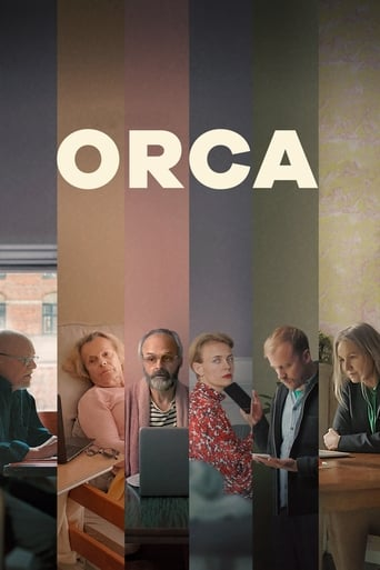 Poster of Orca